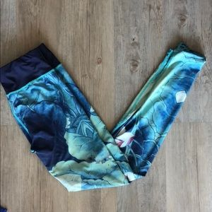 Pants - New {Lily Pond} Yoga Leggings